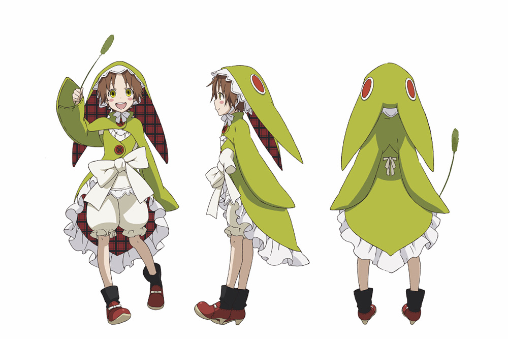 How To Design Character Anime : Rokka no yuusha anime character designs revealed otaku tale