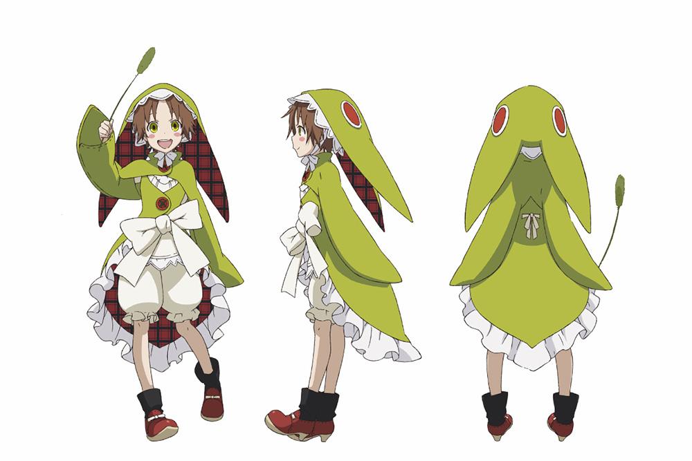 Anime Characters 2015 : Rokka no yuusha anime character designs revealed otaku tale
