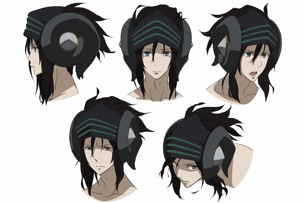 Design My Anime Character : Rokka no yuusha anime character designs revealed otaku tale