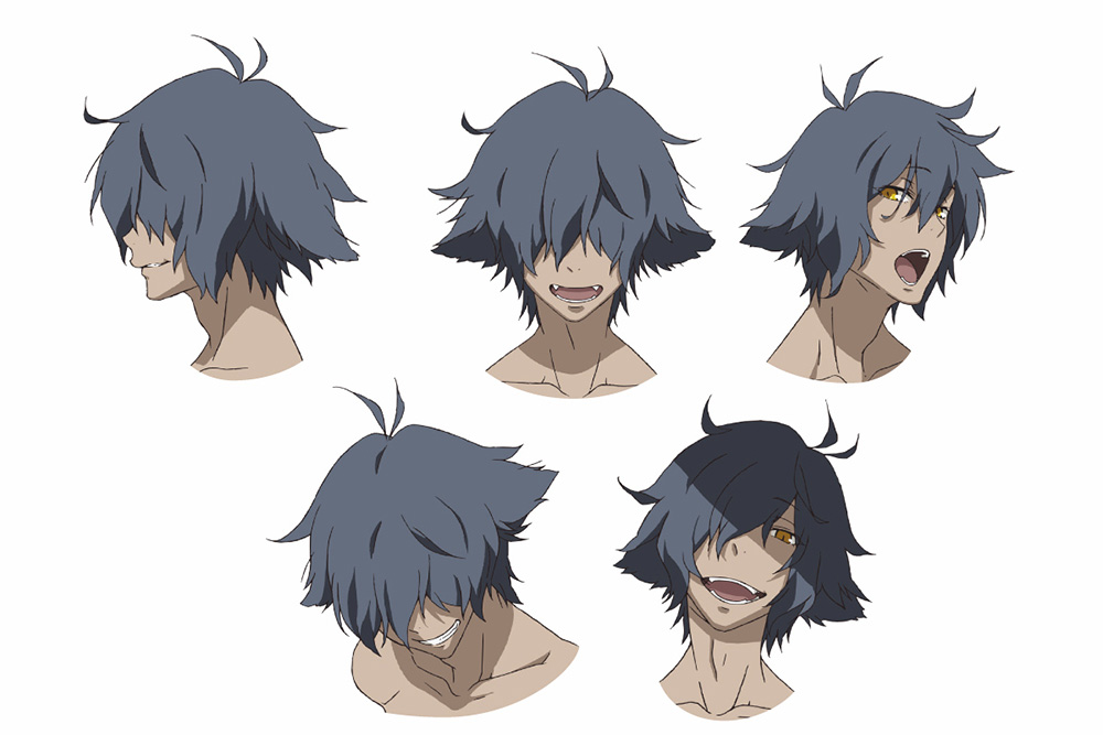 Anime Characters 2015 : Rokka no yuusha anime character designs revealed otaku tale