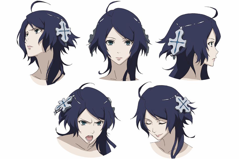 Anime Manga Character Design : Rokka no yuusha anime character designs revealed otaku tale