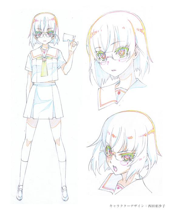 Character Design Manga Pdf : Haruchika anime airs january new promotional video