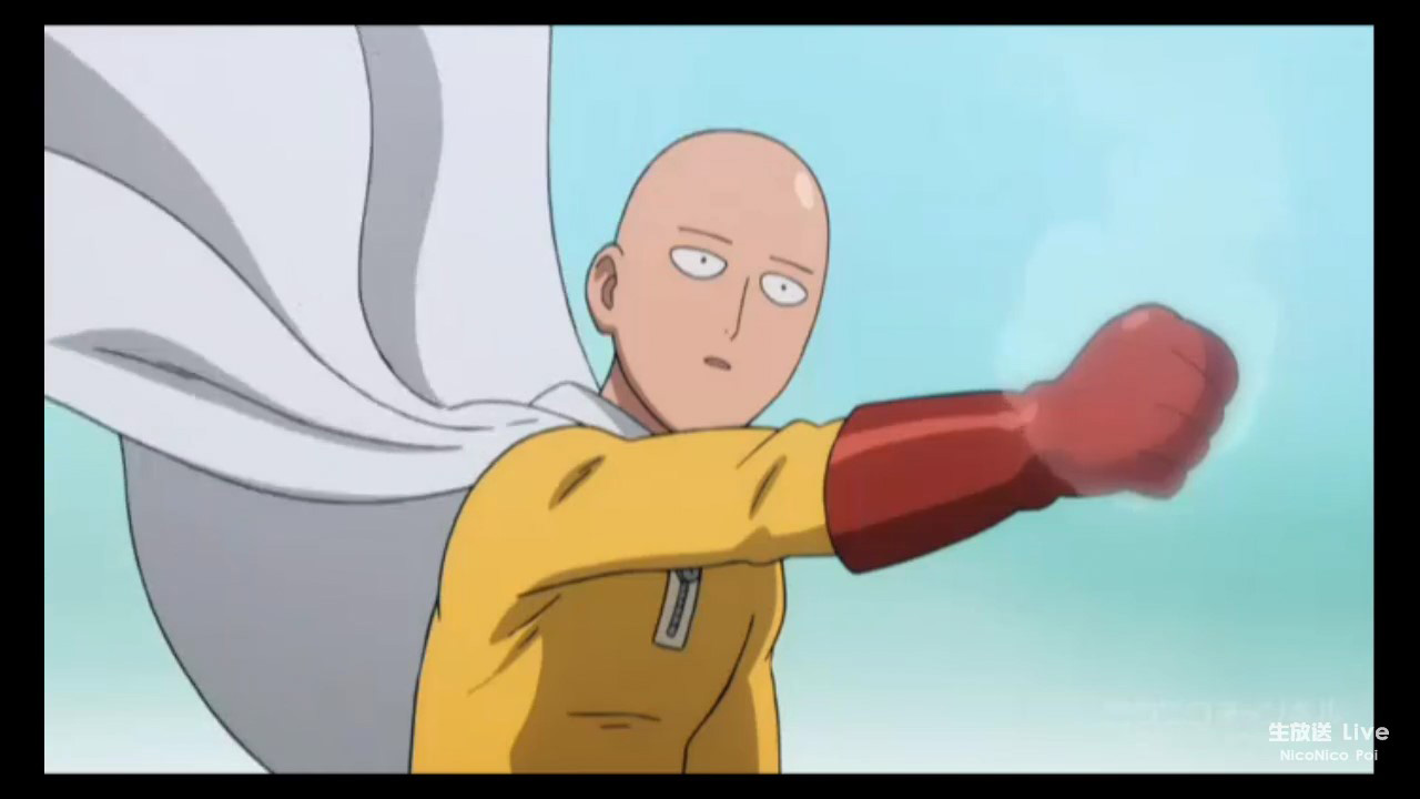 one punch man episode 1 stream