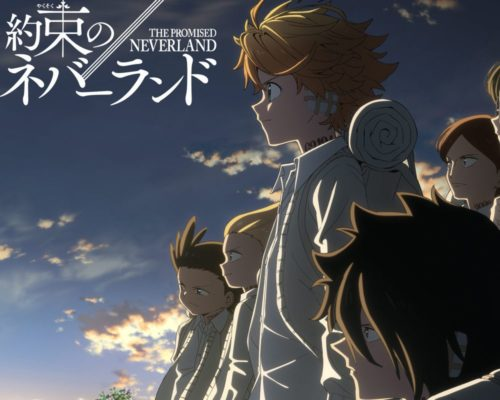 The-Promised-Neverland-Season-2-Slated-for-October---New-Visual-&-PV-Revealed